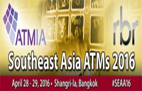 Southeast Asia ATMs 2016