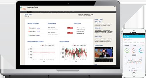 WebNMS Customer Portal