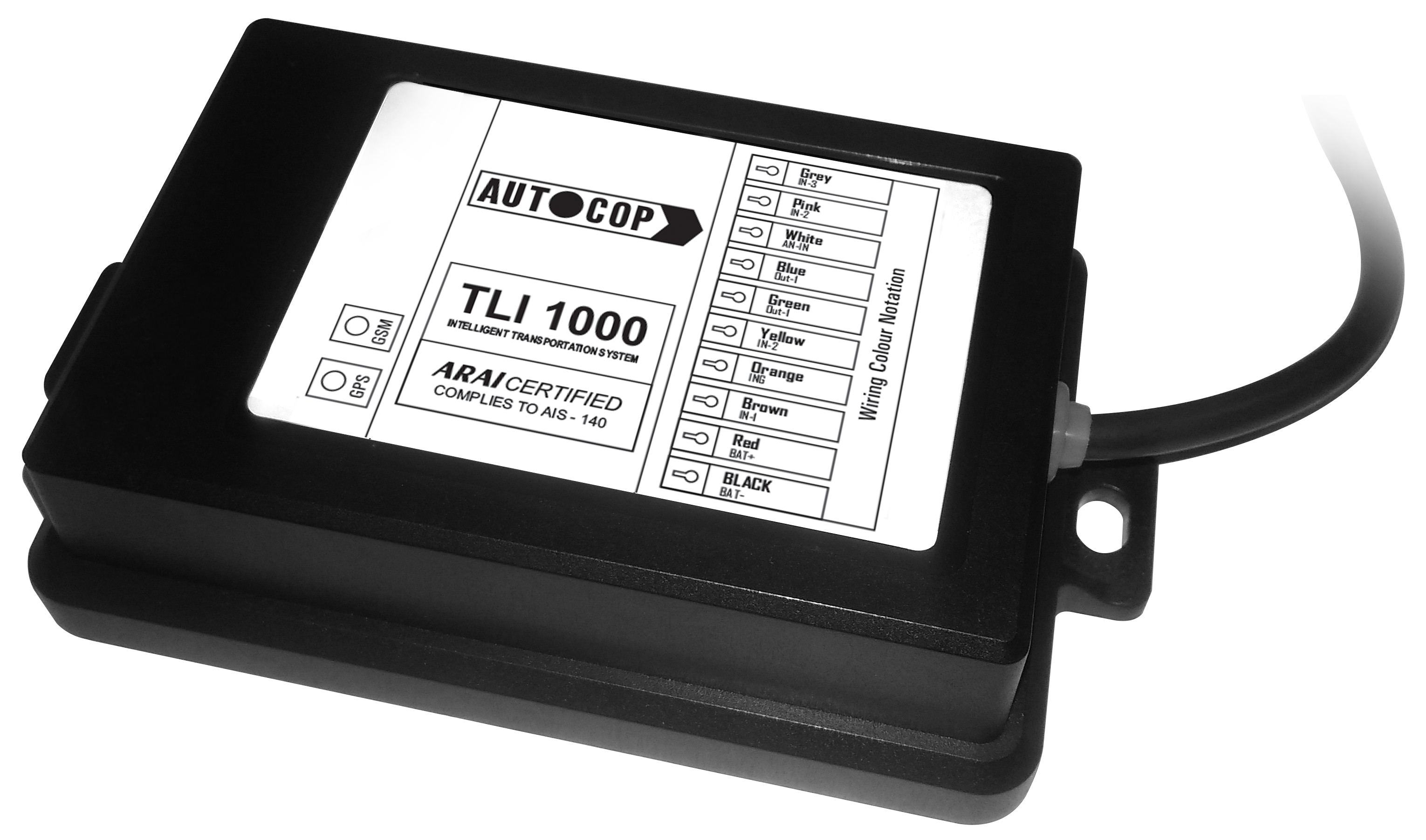 TL1000 chip with fleet management